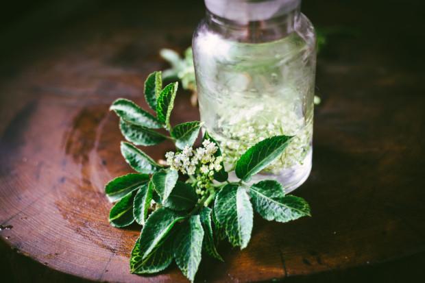 Krydderlikør på gin