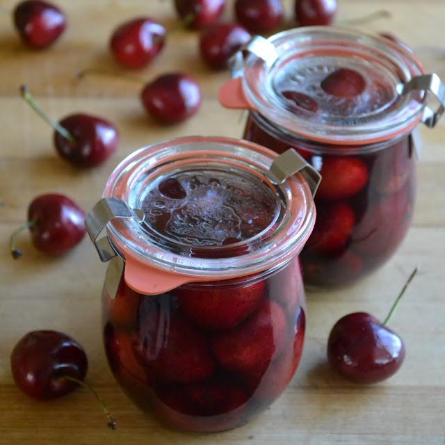 Ratafia – Italiensk kirsebærlikør