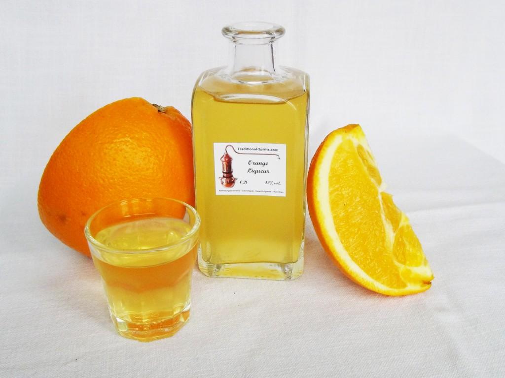Appelsinlikør (Southern Comfort style)
