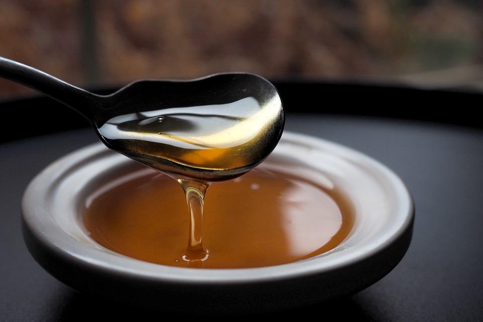 karamel-sirup